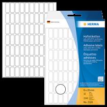 Märketiketter Herma 8x20 mm 2240/fp