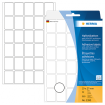 Märketiketter Herma 19x27 mm 960/fp