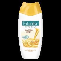 Duschtvål Palmolive Milk & honey 250 ml
