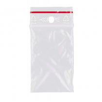 Blixtlåspåse Grippie 40x60 mm 1000/fp