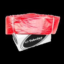Sopsäcksslang TubeSac Den lille 55 m röd