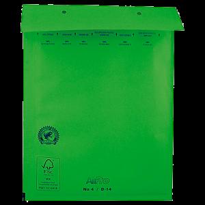 Bubbelpåse AirPro 175x265 mm grön 100/fp