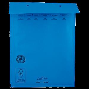 Bubbelpåse AirPro 230x340 mm blå 100/fp